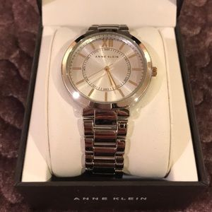 Brand New Anne Klein Stainless Ladies Watch